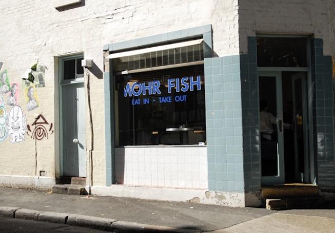 Mohr Fish (Surry Hills)