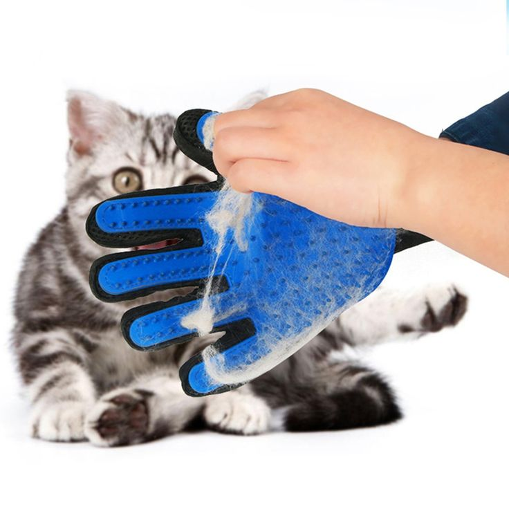 Cat's Grooming Massage Glove Price 10.99 & FREE Shipping