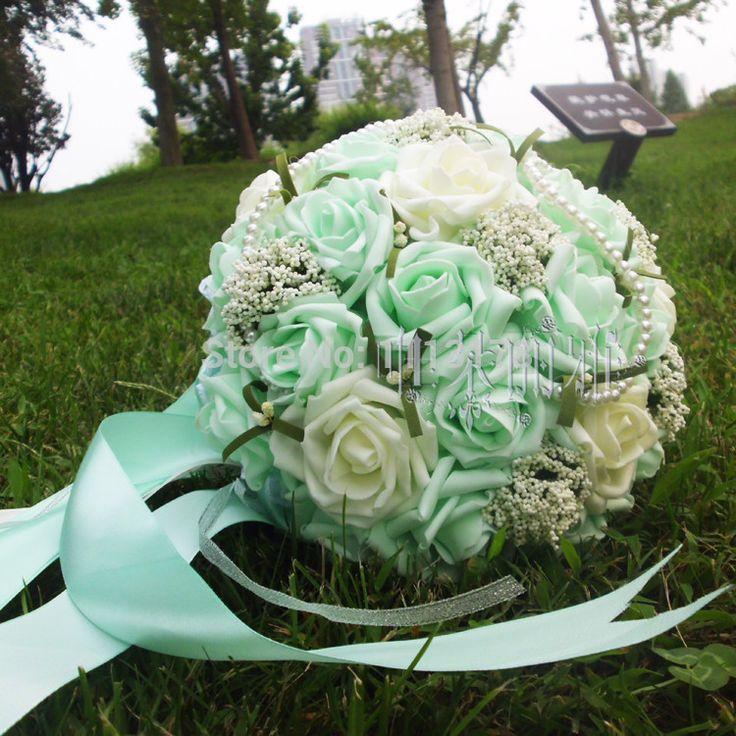 bouquet verde menta - Buscar con Google