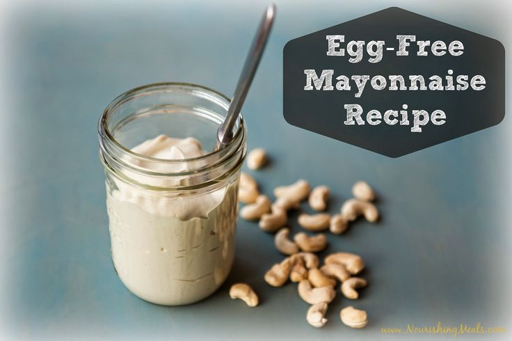 Egg free mayonnaise recipe soy free vegan the whole life nutrition kitchen mayonnaise - Mayonnaise without eggvegan recipes ...
