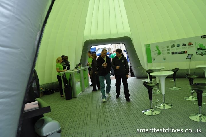 #10m #Dome #ROADSHOW http://www.brandinteractivation.com/