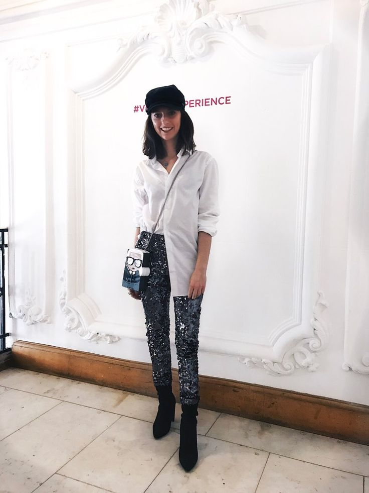 #Vogue Experience - Blogueuse Mode Marine Guillemette #vogueparis #vogueexperience #lookbook #streetstyle