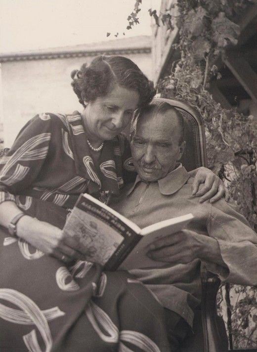 Νίκος και Ελένη Καζαντζάκη