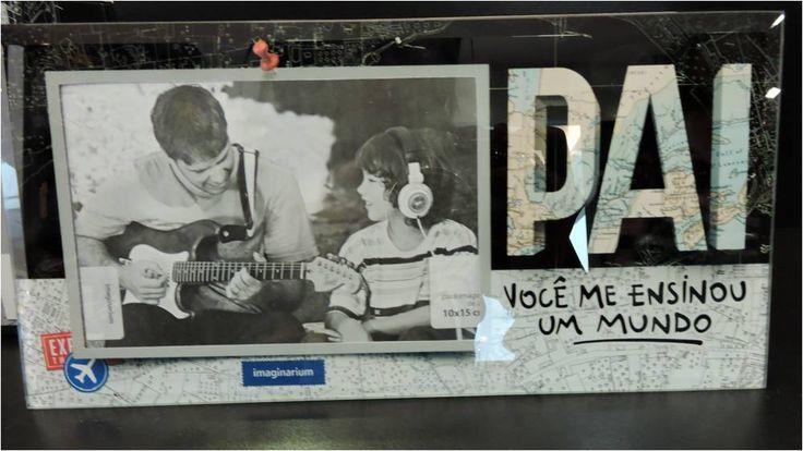 Imaginarium - Porta retrato R$ 39,90