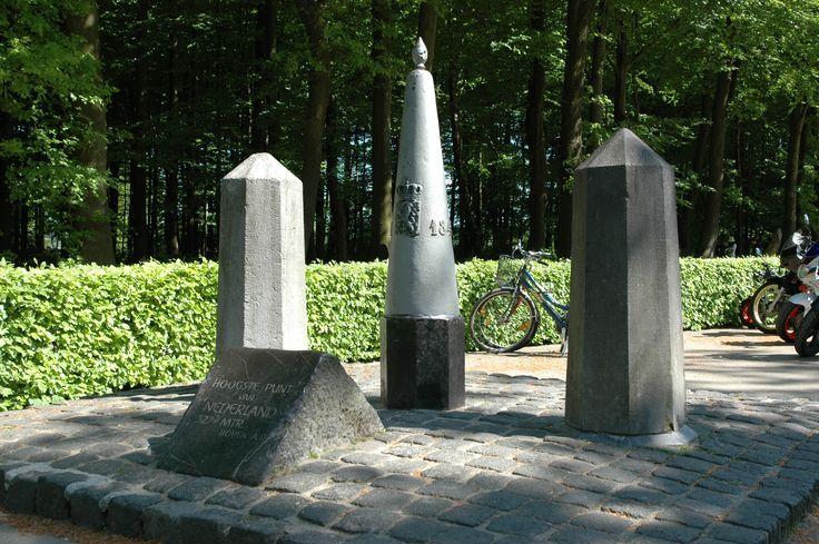 Vaals (Limburg) - Drielandenpunt (Three Country Point of the Netherlands, Belgium and Germany / Dreiländereck von den Niederlanden, Belgien und Deutschland / Point Trifrontière des Pays-Bas, de la Belgique et de l'Allemagne)