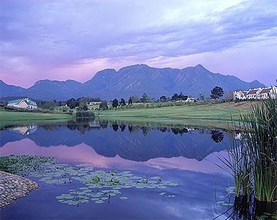 Beauty of the Garden Route in South Africa.