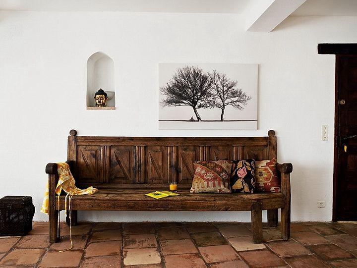 arquitrecos: Bancos de madeira - Parte 01