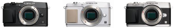 Olympus E-P5 Black, White http://coolpile.com/gadgets-magazine/olympus-pen-e-p5-mirrorless-camera/ via CoolPile.com - $999 -  Amazon.com, Cameras, DSLR, Gifts For Her, Gifts For Him, Olympus, Photo, Smart, WiFi