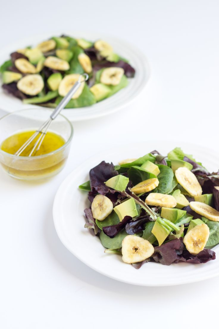 Avocado Banana Chip Salad | The Paleo Mom
