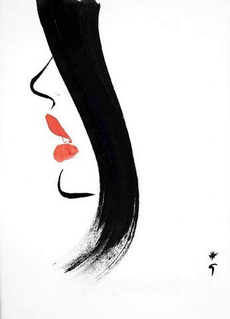 Make-up artist Yadim revives Christian Dior illustrator René Gruau