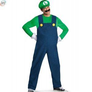 Luigi Kostyme