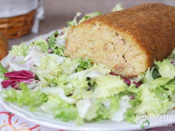 Ricetta polpettone di tonno e patate