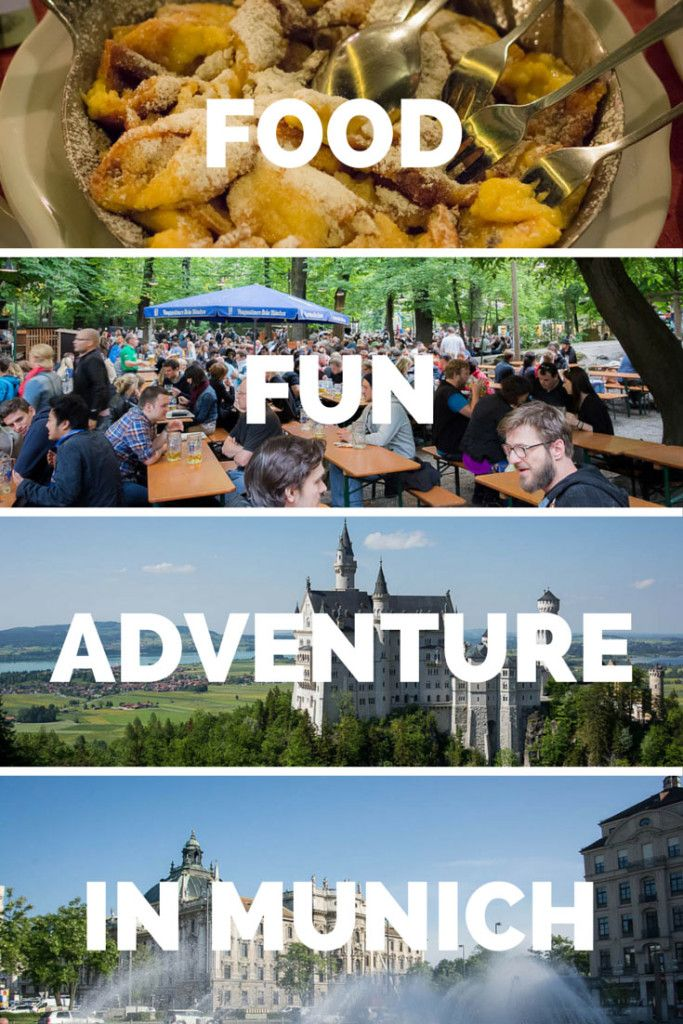 The latest in our Food Fun Adventure series is here!!! Today we are visiting Munich, Germany. We eat tasty traditional Bavarian food, go on an epic pub crawl and visit the stunning Neuschwanstein Castle also known as the 'Cinderella' castle. Find out more right here: