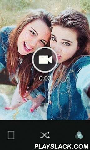 """B612 - Selfie From The Heart  Android App - playslack.com ,  ★ B612 has won the Red Dot """"Best of the Best"""" 2015 Award!-B612 is perfect for taking selfies anytime, anywhere. Designed as the ultimate selfie app, B612 is loaded with fun and fresh features you won't find anywhere else.Features:+ Selfie videos: Show the world how awesome you are with a 3 or 6 second video clip complete with sound. Just tap and hold the screen to start recording.+ Rear camera support: Swipe the screen from top to…"""