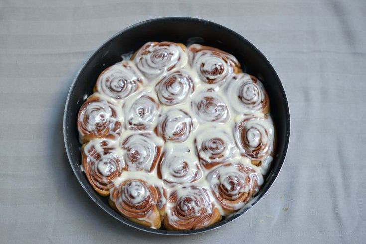 Cinnabon Rolls by www.maninio.com #CinnabonRolls are like the #RollingStones of #desserts!
