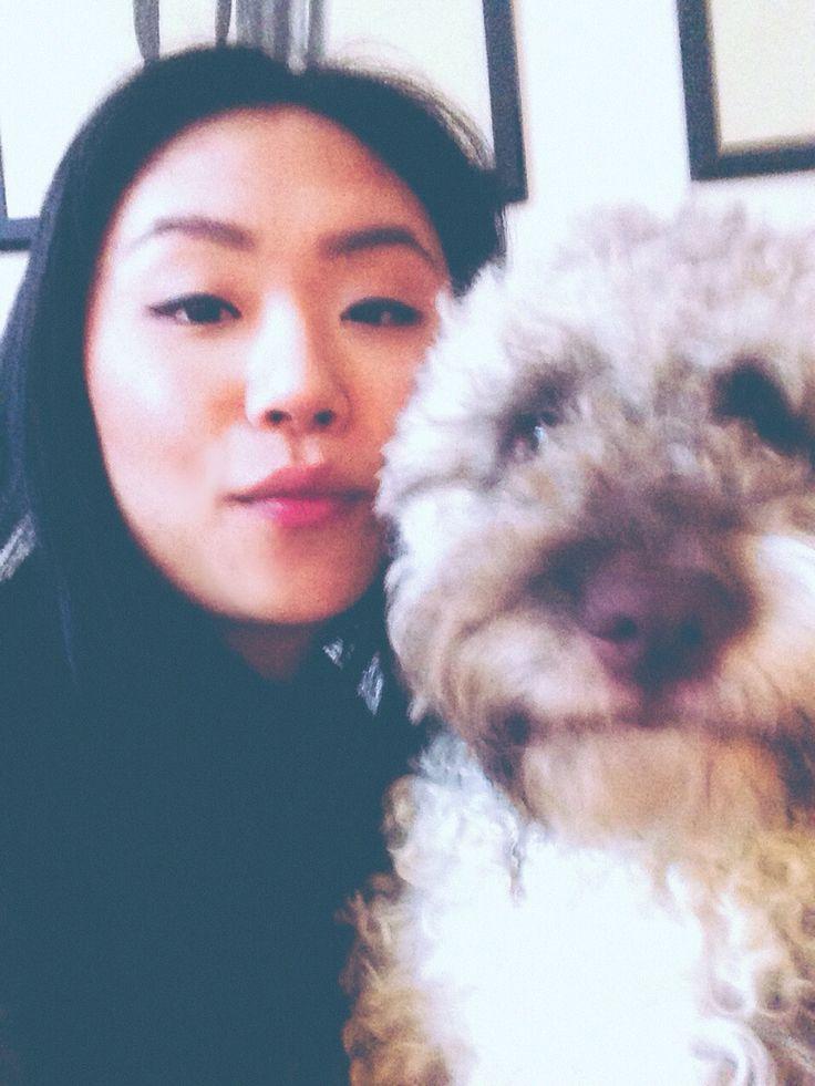 Me and Nanna selfie