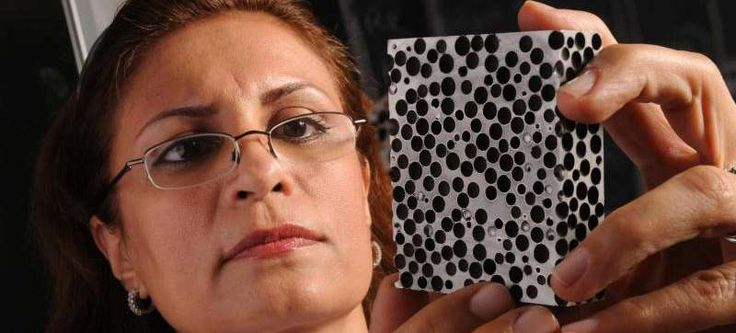 Metal Foam Protects From Heat Twice as Well as Regular Metal - Metallic foams are often used to provide high strength with low weight. But a new series of experiments reveals that theyre far better at providing protection from heat than their solid counterparts too.