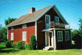 "Holiday Home Sweden, Västergötland, 56592 Mullsjö: ""Guns stuga"""