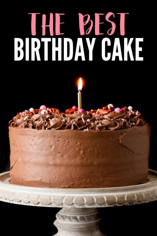 Astounding Birthday Cake Recipe Best Birthday Cake Recipe Cool Birthday Personalised Birthday Cards Arneslily Jamesorg