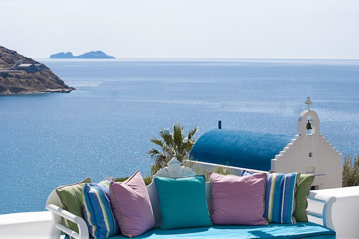 """Boutique Hotel """"Pietra e Mare"""" in Mykonos, styled by absee.nl"""