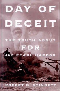 There is a conspiracy theory that states that FDR staged the attack of Pearl Harbor to change American opinion, and therefore have an excuse to enter the war.