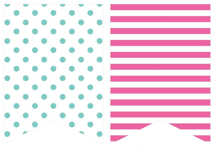 stripes & dots (goes with pink lemonade)