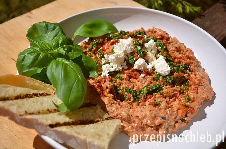 papasta_z_grillowanych_warzywsta z grillowanych warzyw