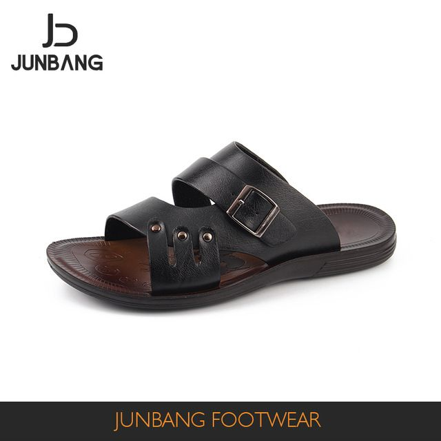 378635afc51e Source Most popular men pu slipper men sandals button slipper pu 2016 new  design men leather slipper on m.alibaba.com