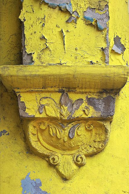 Little India - Yellow Details