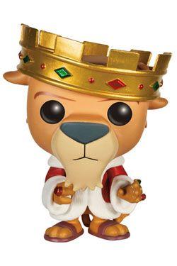 Robin Hood Funko POP! Vinyl Figure Prince John 10 cm