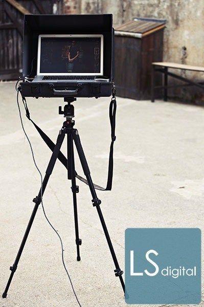 Pelican Laptop Case, Digital Capture Rental, Digital Capture Operator London