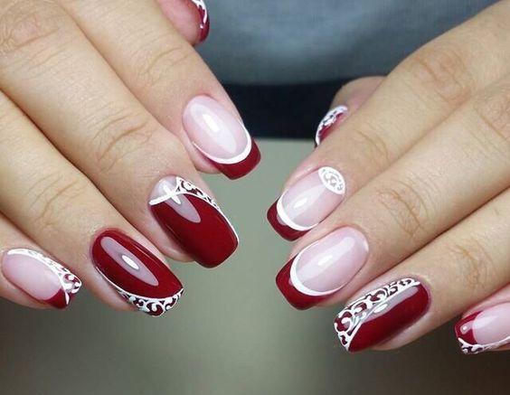 35 Reizende Nagel-Kunst-Ideen: die Besten Nail Trends im Jahr 2018 – Fingernägel Fingernails Nail Design Trends Fingernägel Farbe Fingernägel Design Nageldesign Fingernägel Maniküre Nagellack