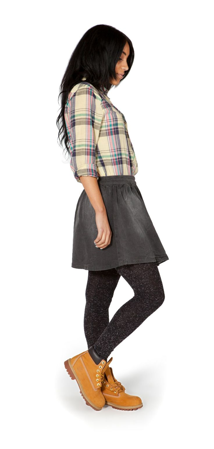 47 best Black skater skirt outfits images on Pinterest | Black skater skirts Skater skirt ...