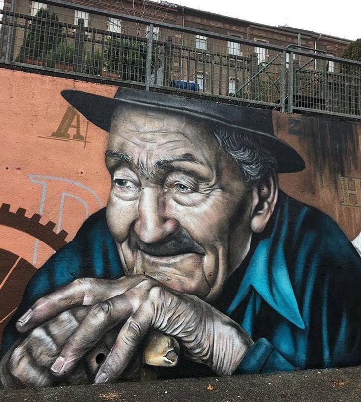 Street Art by Scafoner