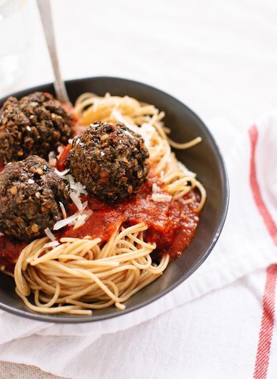 5 Vegetarian Dinner Ideas {thenest.com}