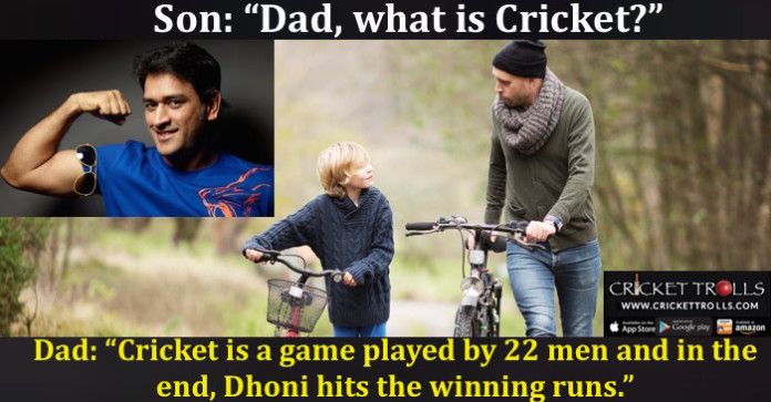 The new definition of CRICKET!! Cricket Trolls #Cricket #MSDhoni MS Dhoni #WT20 http://www.crickettrolls.com/2016/03/20/the-new-definition-of-cricket/