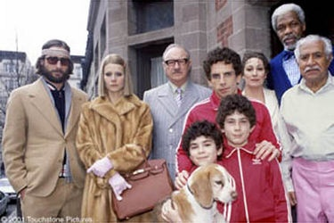 Royal Tenenbaums - One of my top ten movies.