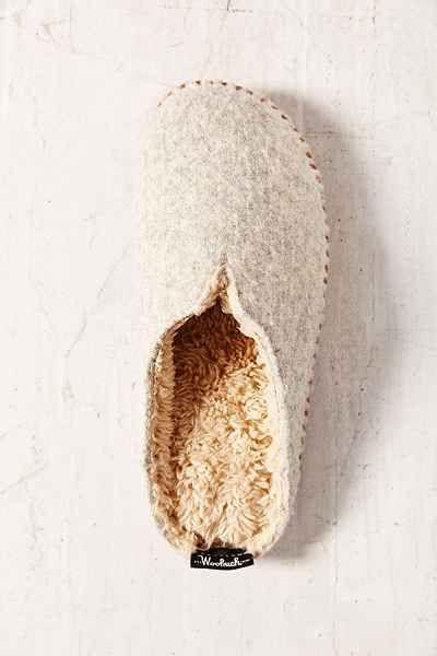 Woolrich X UO Felt Mill Slipper