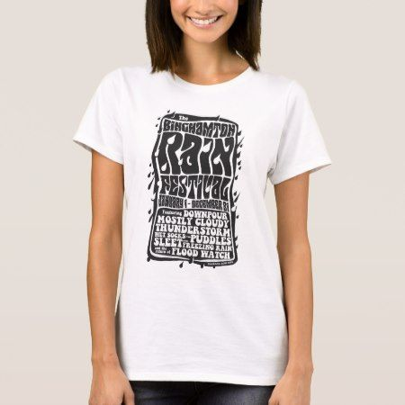 Rain Festival T-Shirt - click to get yours right now!