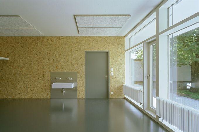 Pavillionprovisorium in Zürich - Peter Kunz Architektur