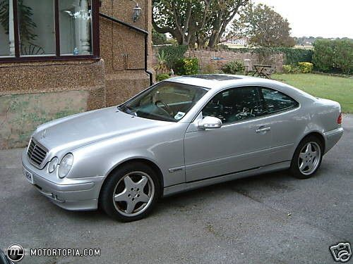 Photo of a 1999 mercedes clk 320 elegance (Jays CLK 320)