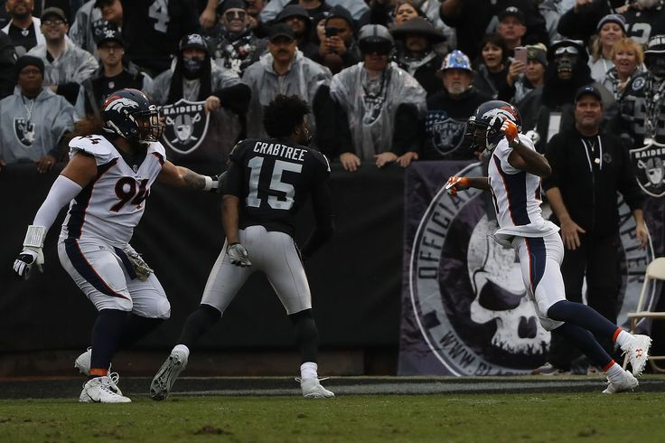 Michael Crabtree, Aqib Talib both claim chain snatching 2.0 and brawl was 'premeditated' by the other