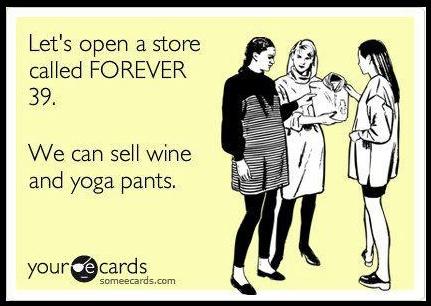 yourecards | Tumblr: Good Ideas, Awesome, I D Shops, My Life, Bahaha, 39Th Birthday, Yoga Pants, Sour, So Funny