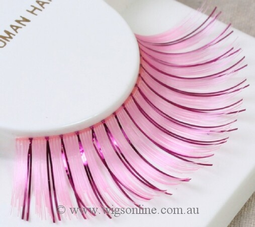 Coloured Lashes AU$15.95Buy Wigs Online - Human Hair Wigs - Alopecia Wigs Store - Synthetic Hair Wigs - Mens Wigs Australia - Wigs Online