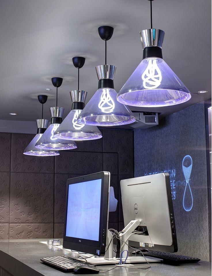 office desk lighting. Ibis Hotel Desk Lighting. Original Plumen 001 Light Bulbs. Office Lighting F