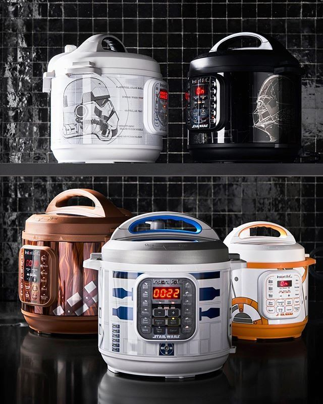 Starwars X Instantpot Collection Shop Now Only At Williams