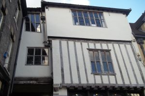 The Adam and Eve is thought to be the oldest pub in Norwich. The earliest date is 1249; the monks from the Great Hospital owned it and used it as a Brew house. It is well known for its hauntings since 1549. Staff have reported the sensation of someone running their fingers through their hair, tapping people on their shoulders, hot and cold spots, the bell in the pub would ring by itself, footsteps have been heard and Tankards on hooks would dance in the downstairs bar.