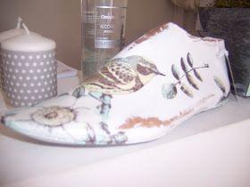 Todo Deco: Hormas de zapatos de los años 50,60,70