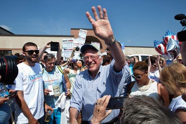 How Bernie Sanders Is Winning New Hampshire