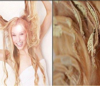 EUROPÄISCHE ECHTHAAR CLIP IN EXTENSIONS Hier bei handelt es sich um Haare von ganz besonderes Qualität. Es ist die erste Wahl bei Haarverlängerungen, weil die feine Haarstruktur mit der unserem übereinstimmt. Es liegt sehr viel natürlicher und passt sich durch seine natürlichen Farbschattierungen besser an. Auf Wunsch mehrfarbige Farbkombination  http://www.your-hair-world.de/yhw-clip-in-extensions-exclusive/europaeische-clip-ins/